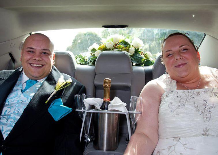 Champagne Chauffeur Cars