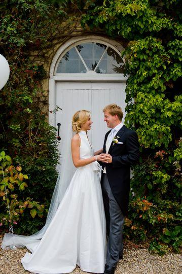UK Wedding Couple