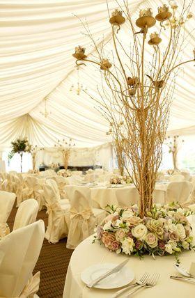 Elegant Marquee Weddings Leicester