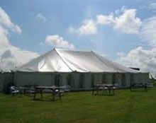 Marquee Weddings Leicester