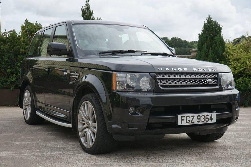 black range rover 4 171003