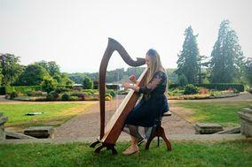 Christine Palethorpe (Nottingham Harpist)