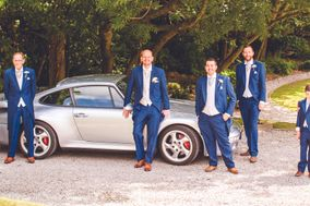 Supercar Wedding