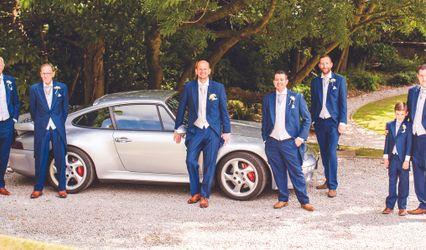 Supercar Wedding