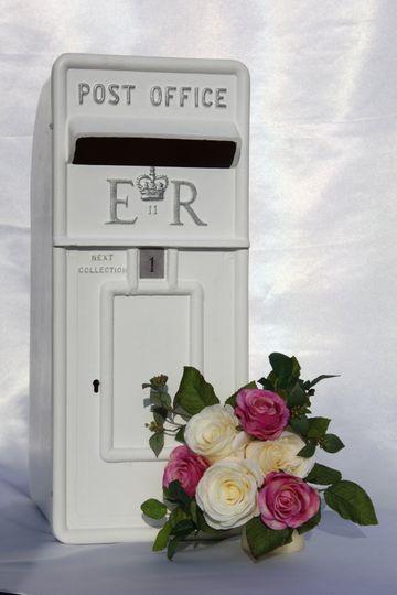 Replica Post Box hire