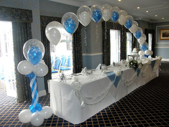 Balloon Arches South Yorkshire