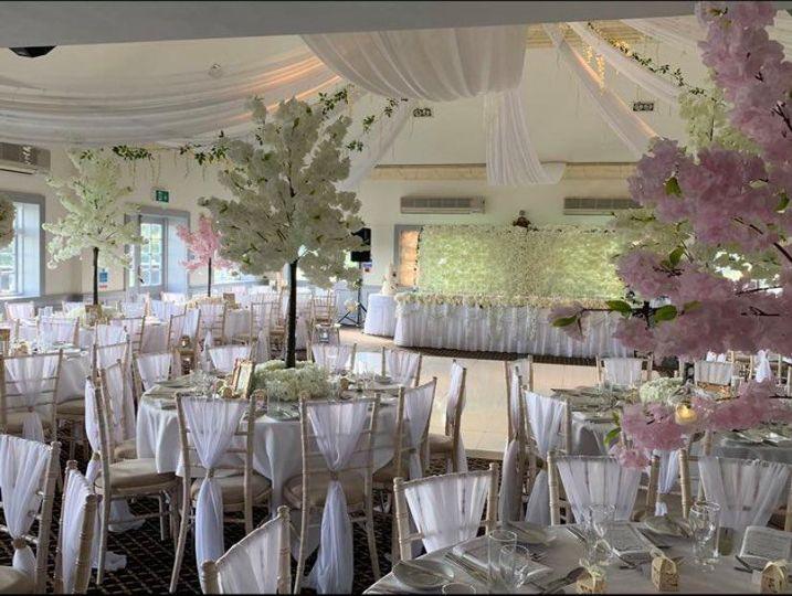 Taylor Suite reception