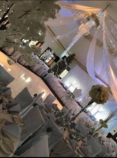 Taylor Suite - Winter Wedding