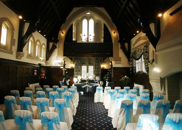 The Chapel at Bestwood Lodge