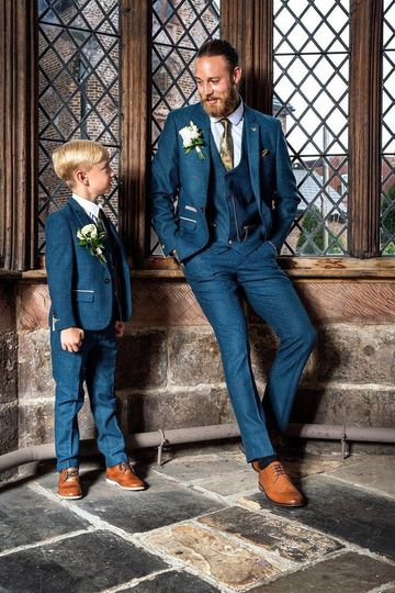 Dion Blue Mens And Boys