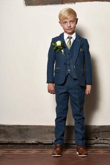 Dion Boys Suit