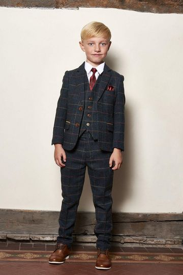 Eton Boys Suit