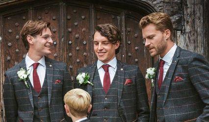 Mens Tweed Suits 1