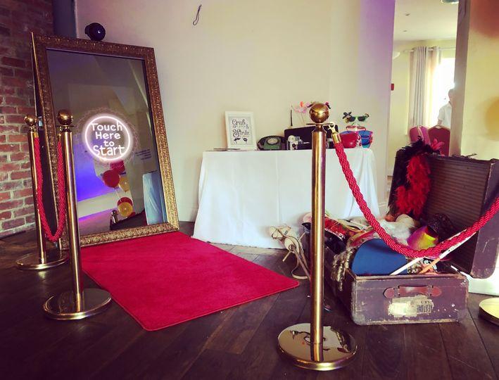 Decorative Hire Rent Event 14