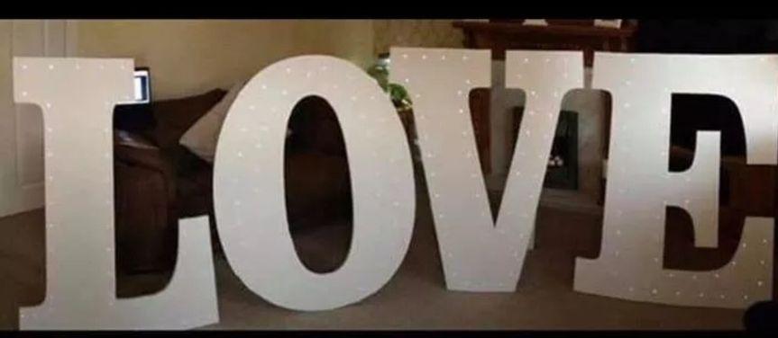 Wedding celebration embellishements