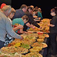 So much food!