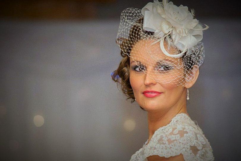 Wedding makeup Belfast