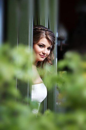 Bridal makeup Crawfordsburn