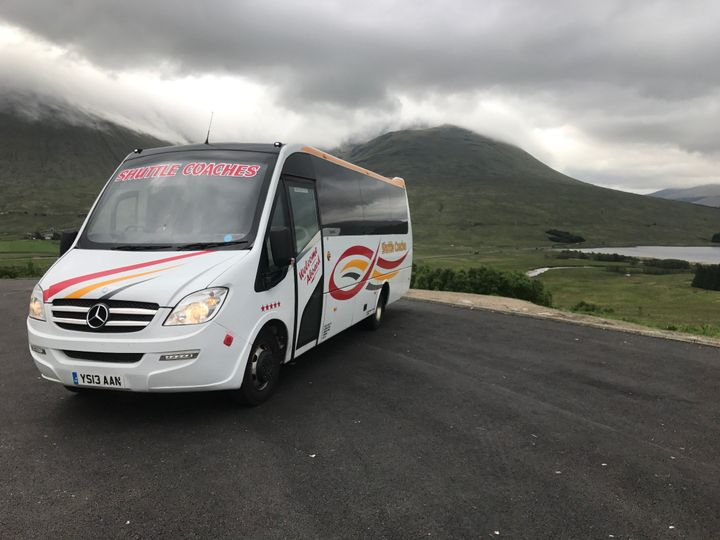 33-seater coach