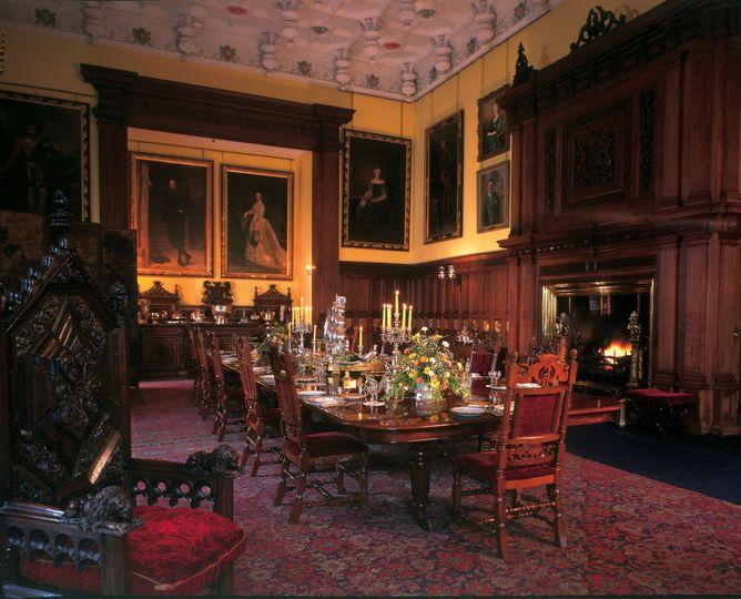 Strathmore dining room