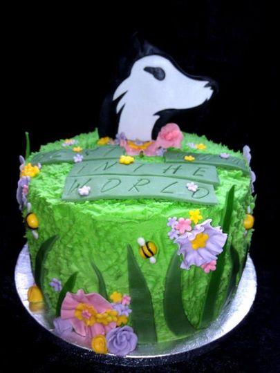 3-layer Devil's Food Cake