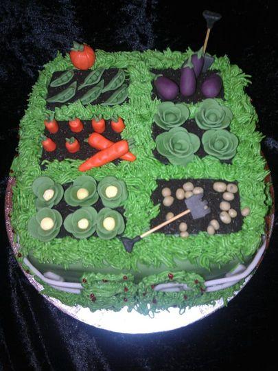 All edible!