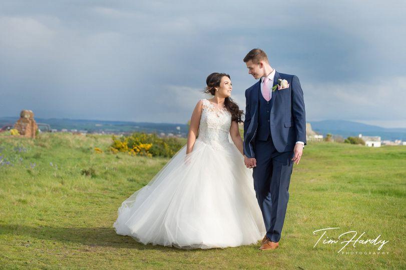 Wedding on the coast
