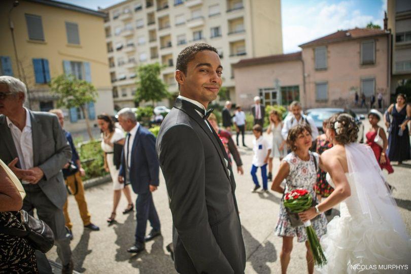 Wedding A + J - France