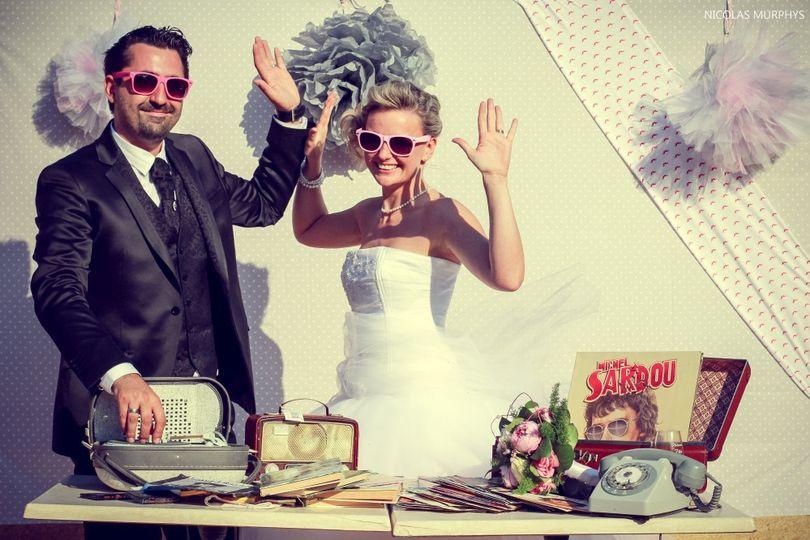 Wedding I + D - France