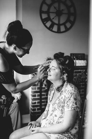 Beauty, Hair & Make Up Keri Clark Hair and Makeup  8