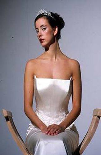 bride seated 2