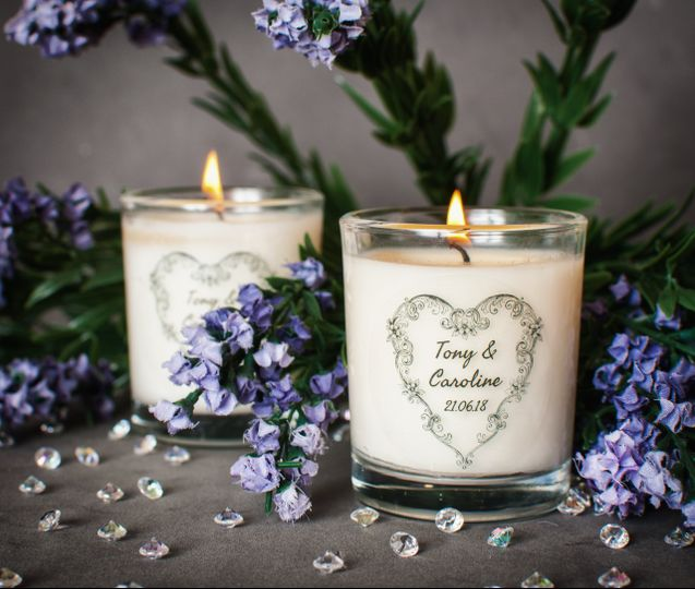 Wedding Favours Lavender