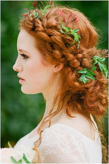 Beauty, Hair & Make Up Gemma Waugh Hair & Make-up Design 2