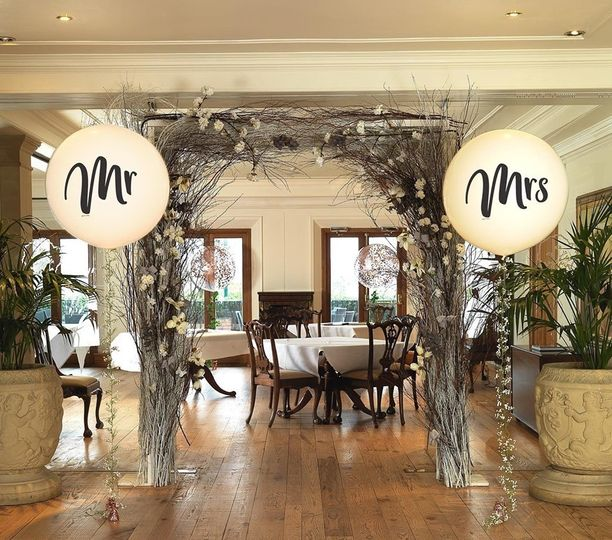 Mr & Mrs & all variations
