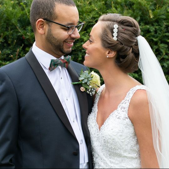 Newlyweds - Claire Wakefield Photography