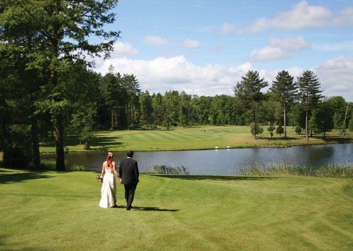 Bearwood Lakes Golf Club 10