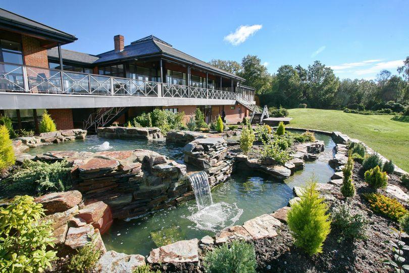 Bearwood Lakes Golf Club 13