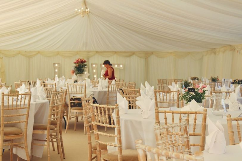 Marquee Hire Cascade Events Ltd 47