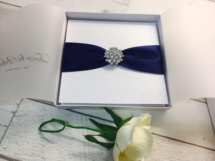 Boxed wedding invitations uk
