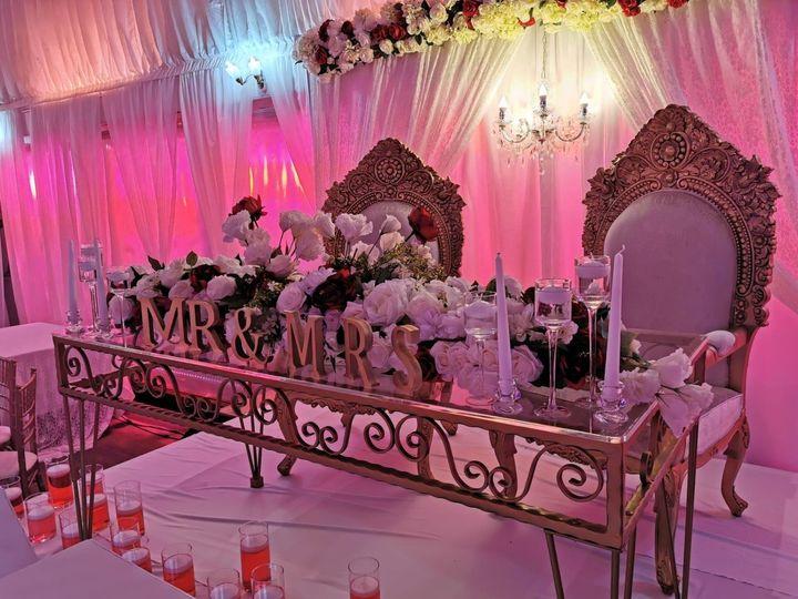 Decorative Hire Cherished Moments Events 12