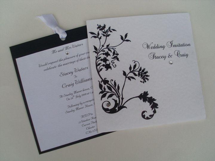 Jasmine Wallet Invitation