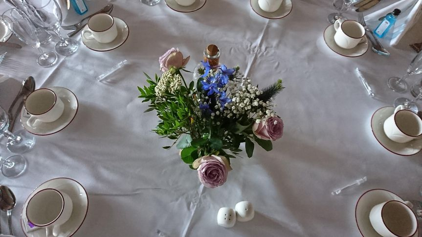 Venue flowers