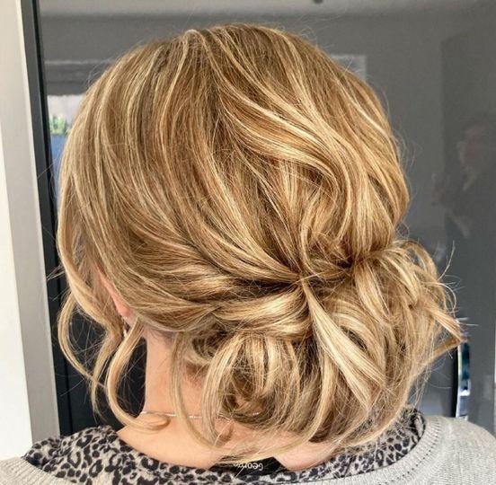 ZoeNicole Hair & Wedding Hair Specialist 1