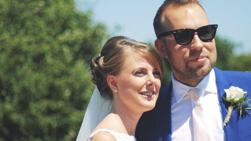 Sunny wedding day - Fire Dove Films
