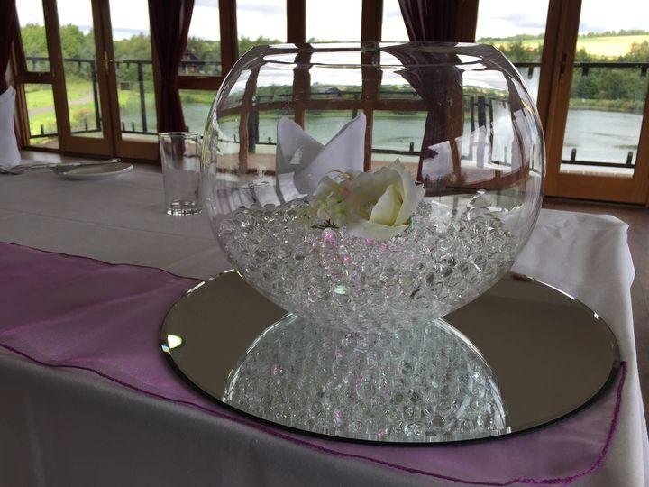 Single fishbowl
