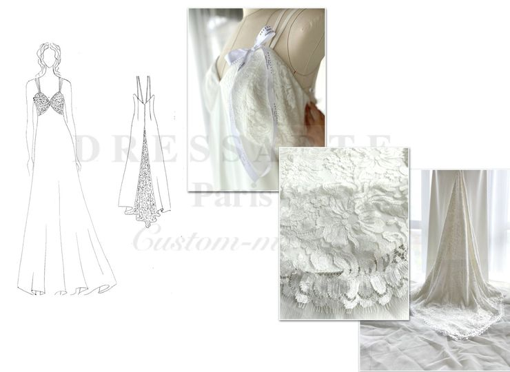 Bridalwear Shop Dressarte Paris 47