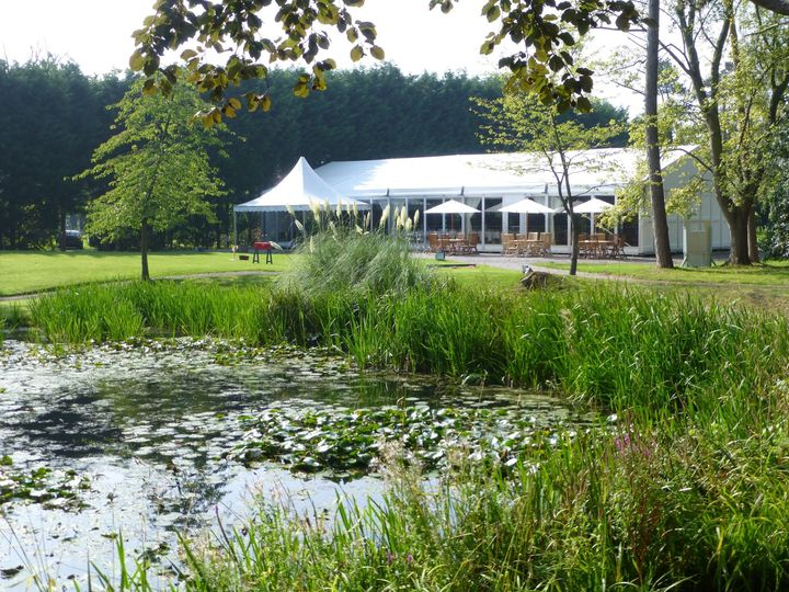 The Dell Pavilion