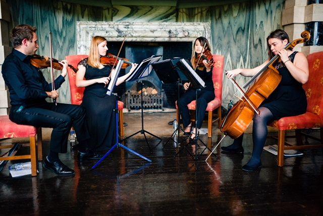 String Quartet &music contacts