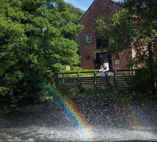 Rufford Mill, Rufford Country Park 13