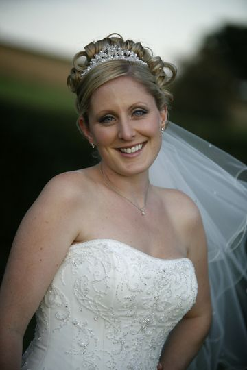 Lucy  August  bride